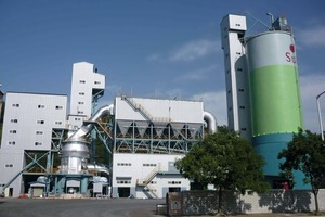 """<div class=""""bildtext_en"""">The new VRM at the Mokpo plant of Sun Cement Co. Ltd. in south-western Korea </div>"""