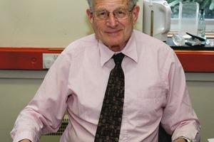 Professor Fred Glasser <br />