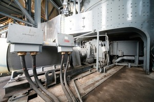 6	MultiDrive® with 1450 kW modules for Holcim/France