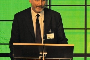 "<span class=""bildunterschrift_hervorgehoben"">6</span>Wolfgang Stoiber: ""Main aims are energy saving and the increase of capacity""<br />"