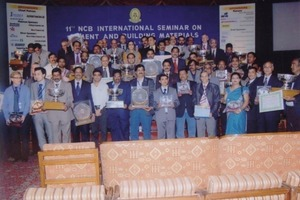 """<span class=""""bildunterschrift_hervorgehoben"""">7</span>Recipients of the NCB National Awards and the Awards for the 10 Best Papers"""
