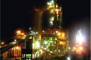 "<span class=""bildunterschrift_hervorgehoben"">23</span>	Fauji Cement's production plant<br />"
