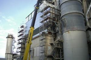 Modernisierungsprojekt Geseke<br />