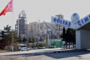 "<div class=""bildunterschrift_en"">The cement plant of Göltas Cimento A.S. in Isparta</div>"
