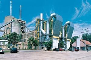 Anlagen nach dem neuesten Stand der Technik sorgen für Umweltverträglichkeit und Effizienz<br />