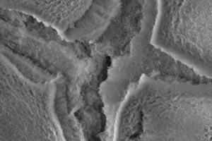 Oberflächenbelegung des abgelagerten Hüttensandes<br />