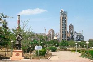 Zementwerk Aditya II von Ultratech