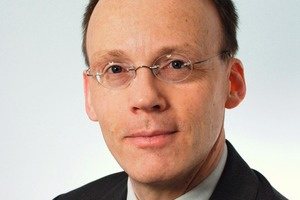 Dr. Bernhard Kleinsorge (Bild: Lafarge Zement GmbH)<br />