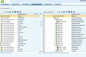 Milliarum SAP-Add-on: Projektdisposition<br />