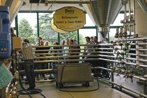 Besichtigung der Pott's Naturpark Brauerei<br />
