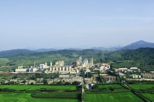 2 Multi-kiln cement plant Shuangyang in China