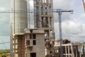 "<span class=""bildunterschrift_hervorgehoben"">7</span>New kiln plant at Ciments du Sahel in Senegal (Polysius)<br />"