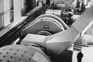 "<div class=""bildunterschrift_en""><span class=""bu_ziffer_blau"">3</span> Drive solution for the cement industry: the two-stage heavyduty gear unit CPU</div>"