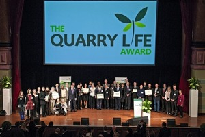 """<span class=""""bu_ziffer_blau"""">1</span> The starting signal for the Quarry Life Award 2014 was given in September"""