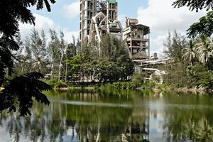 Zementwerk Kaloleni (Kenia) von Athi River Mining<br />