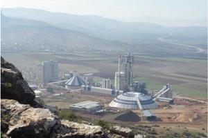 Zementwerk Kahramanmaras¸ von Çimco<br />