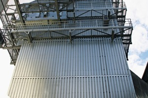 """<span class=""""bu_ziffer_blau"""">7</span> First SCR system in the clean gas duct of acement factory"""