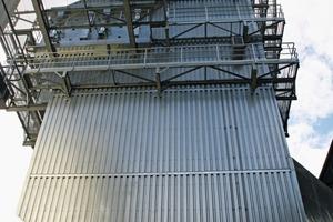 Erste SCR-Anlage in Reingasschaltung in einem Zementwerk