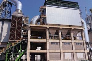 """<div class=""""bildtext_en"""">2 ...the raw mill bag filter at Sönmez Çimento A.S˛. inAdana</div>"""