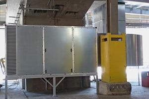 Axialventilator DN1600