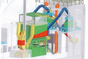 Bag filter plant for Lepol kiln dedusting<br />