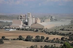 "<span class=""bildunterschrift_hervorgehoben"">5</span>Sour el Ghozlane cement plant • Zementwerk Sour el Ghozlane"