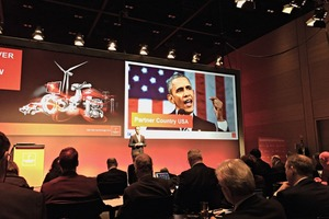 "<div class=""bildtext_en"">""And the fact that President Obama will be jointly opening the show with ­Chancellor Merkel makes a strong statement on the pivotal importance of Hannover Messe as a global stage,"" remarked Dr. Jochen Köckler</div>"