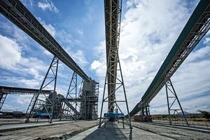 Förderwege machen logistisch aufwendige Prozesse effizient und bilden das Rückgrat vieler Industrieanlagen