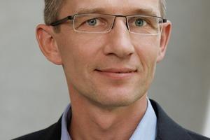 Lutz Weber, Werkleiter in Wössingen<br />