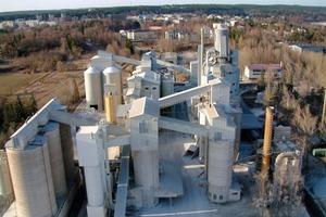 Die Anlage Lohja von Nordkalk in Finnland<br />
