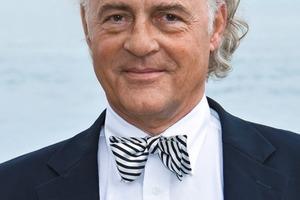 CEO Klaus Endress<br />