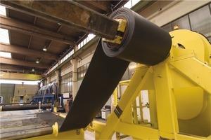 Modernisierte Produktionsanlagen <br />
