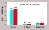 "<div class=""bildtext_en"">2 Cement production and consumption in the Customs Union 2013</div>"