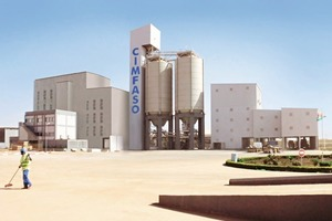 "<div class=""bildtext_en"">Private investor Cimfaso, a company of Kanis International, was the customer for a turnkey project in Burkina Faso. Haver &amp; Boecker was awarded the contract. The plant was handed over to the customer in the spring of 2015</div>"