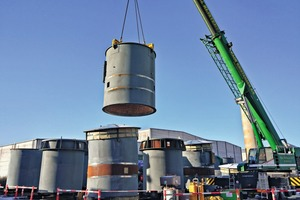 New A TEC calciners for Aalborg Portland Cement