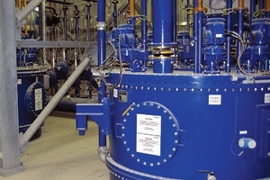 The dosing systems and hot gas generators for fluidizable materials from Carbotechnik Energiesysteme