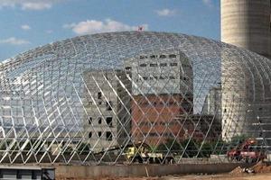 """<div class=""""bildtext_en"""">A 68m storage dome under construction in Kayseri/Turkey</div>"""