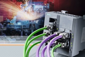 "<div class=""bildtext_en"">The new MM992-2VD (Variable Distance) media module from Siemens enables the use of two-wire cabling, such as Profibus cables, for Ethernet communication</div>"