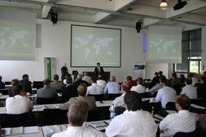 Workshop in Oberhausen<br />