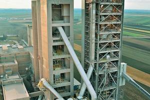 Semi-Dust-SCR bei der Lafarge Perlmooser GmbH, Mannersdorf/Österreich<br />