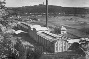 100 Jahre Zementproduktion im Werk Burglengenfeld