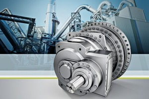 "<div class=""bildtext_en"">The Planurex 3 planetary gear unit series is available in ten sizes, and has the highest ­efficiency in its class</div>"