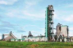 """<span class=""""bildunterschrift_hervorgehoben"""">12</span>Chilanga cement factory in Zambia (Lafarge)<br />"""