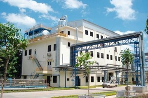 7Generator house of a WHR system at Siam Cement Group