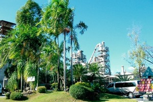 Zementwerk Bulacan