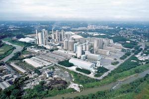 Zementwerk Citeurop