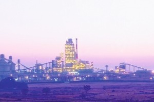 Cement plant in Andrah Pradesh