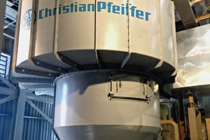 2 Christian Pfeiffer high efficiency separator QDK 248-Z