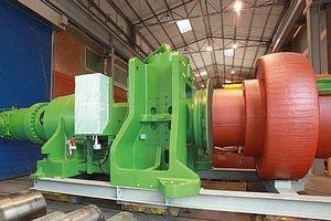 Quadropol® QMC-RD roller unit<br />