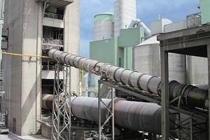 Lengerich cement factory